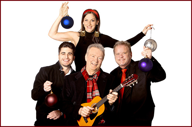 A Peter White Christmas feat. Euge Groove, Vincent Ingala & Lindsey Webster (6:30pm Show)