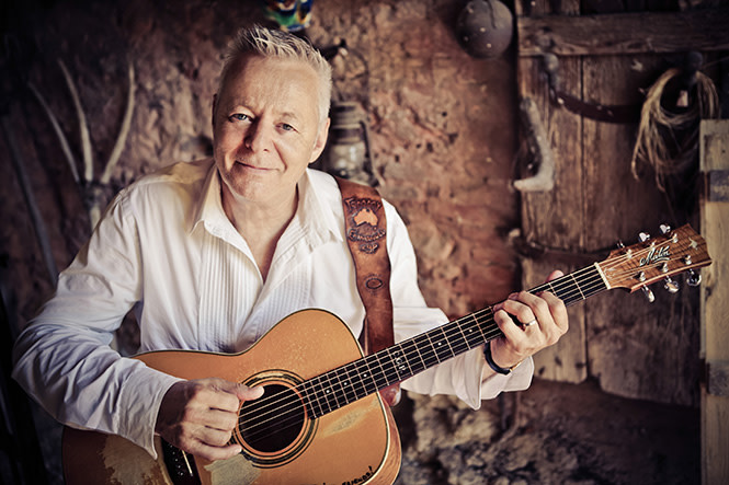 Tommy Emmanuel at Maryland Hall for the Creative Arts