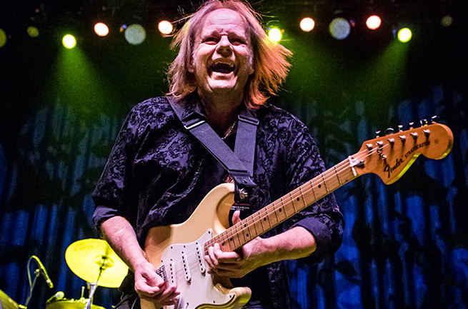 Walter Trout **All Ages Matinee**