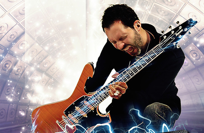 Paul Gilbert of Mr. Big