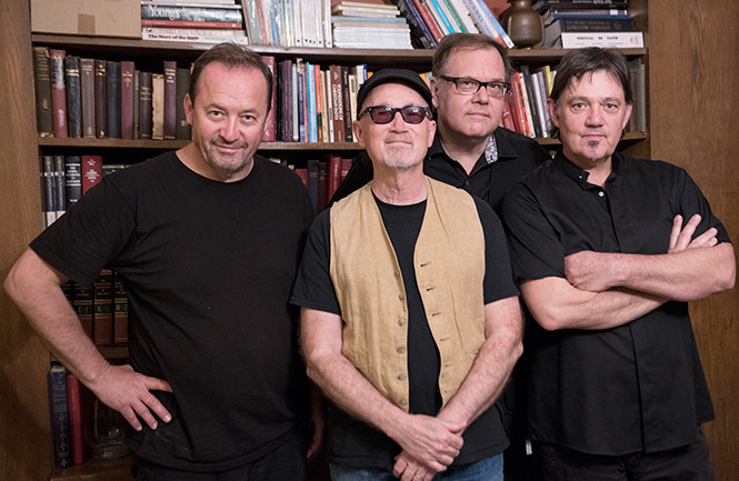 The SMITHEREENS w. Special Guest Vocalist Marshall Crenshaw