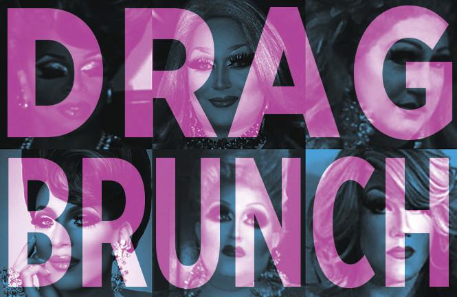 A Very Merry Drag Brunch