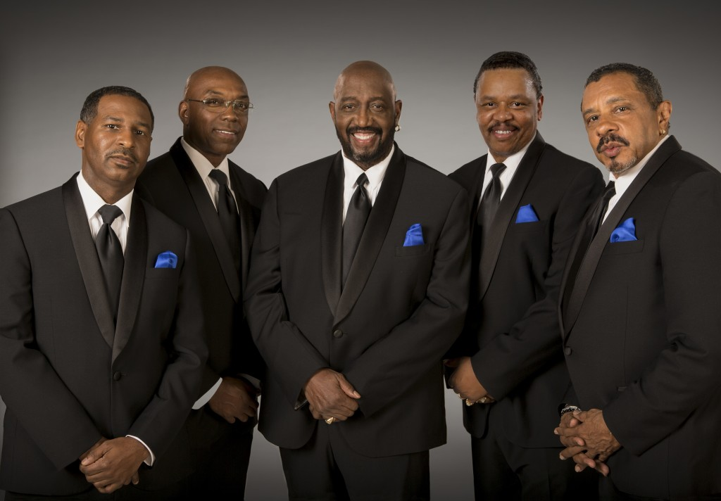 The Temptations at Maryland Hall for the Creative Arts