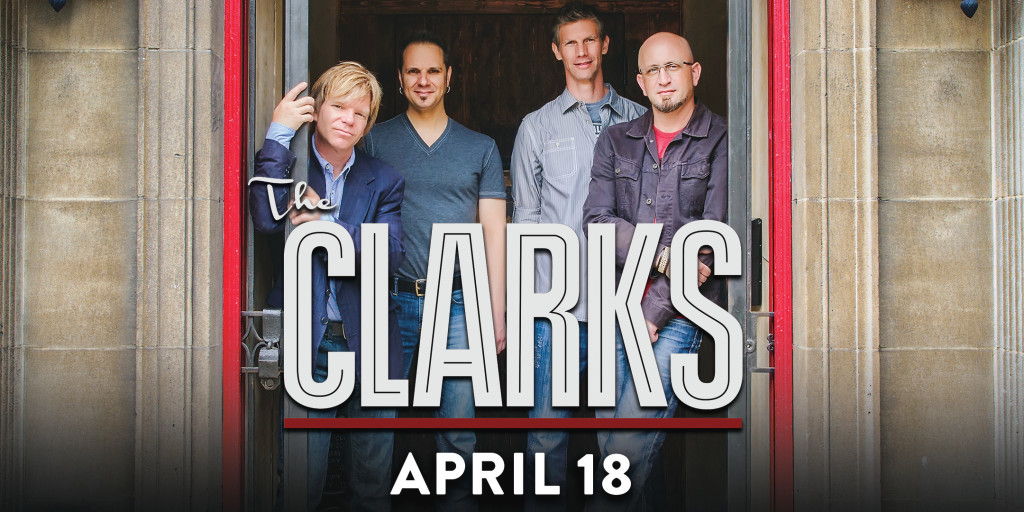 The Clarks w/ Scott Kurt