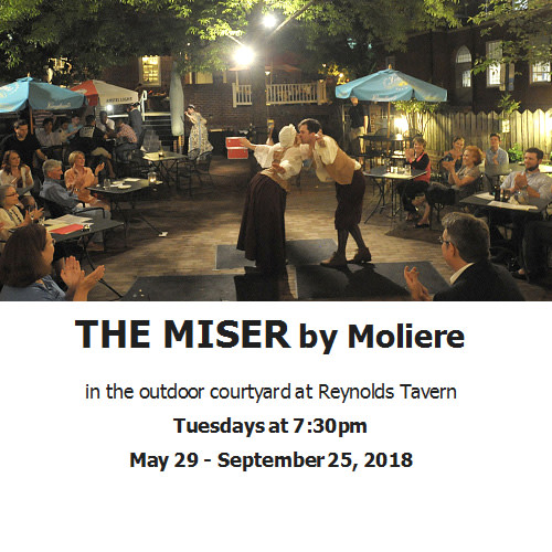The Annapolis Shakespeare Company - The Miser
