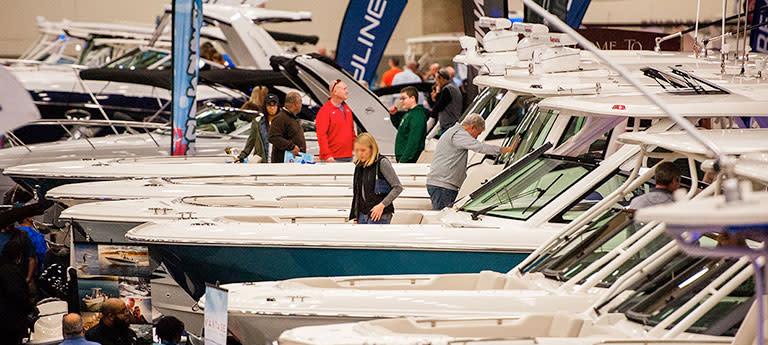 Baltimore Boat Show