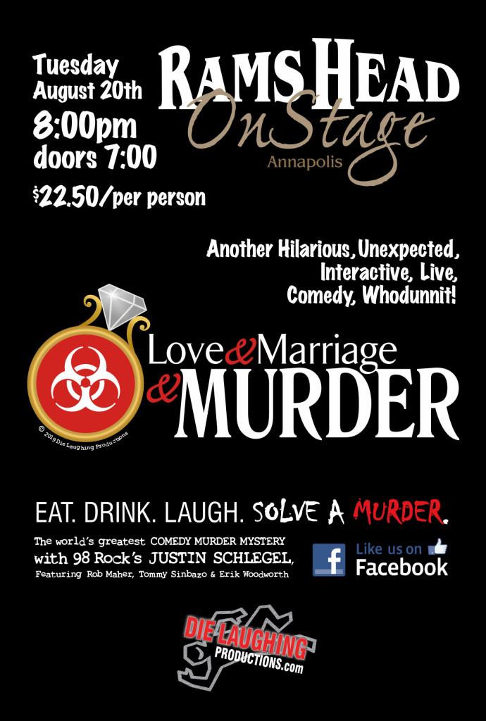 Murder Mystery: Love & Marriage & Murder