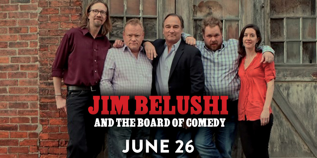 Jim Belushi & The Board of Comedy (6:30 Show)