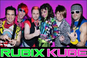 Rubix Kube 80s Tribute (Dance Floor)