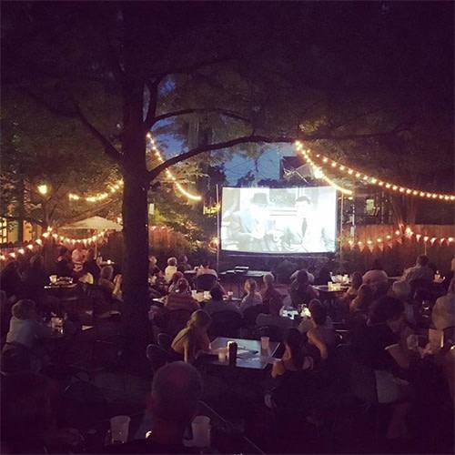 Free Outdoor Movie Screenings