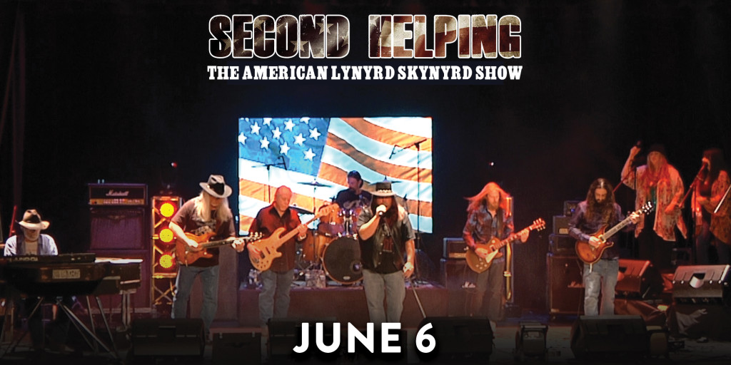 Second Helping: The American Lynyrd Skynyrd Show