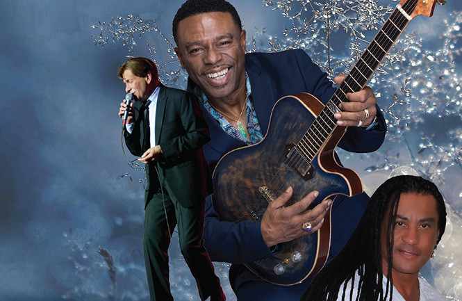 Norman Brown's Joyous Christmas w. Bobby Caldwell & Marion Meadows (5:30 show)