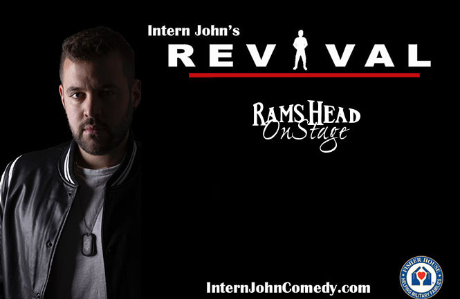 Intern John's Revival Tour