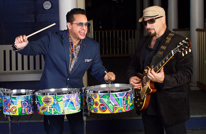 Tito Puente Jr. w. The Rico Monaco Band
