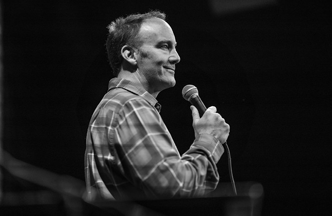 Jay Mohr (6:30pm Show)