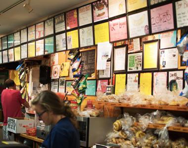 Bagel and Deli Shop Menu