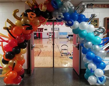 Ballon Arch