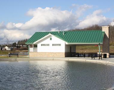 Beckett Park Pavillion