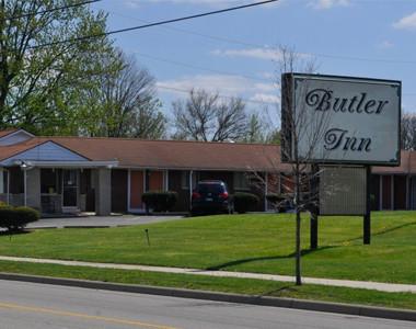 Butler Inn Exterior