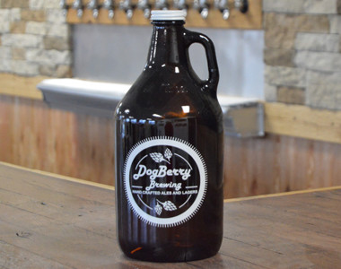 Dogberry Brewing Growler