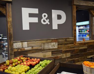 Fridge & Pantry market