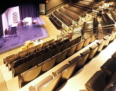 Fitton Center for Creative Arts Theatre Hamilton