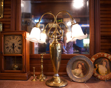 General Store and More Lamp