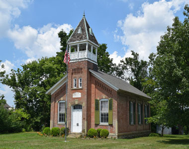 Hughes Schoolhouse