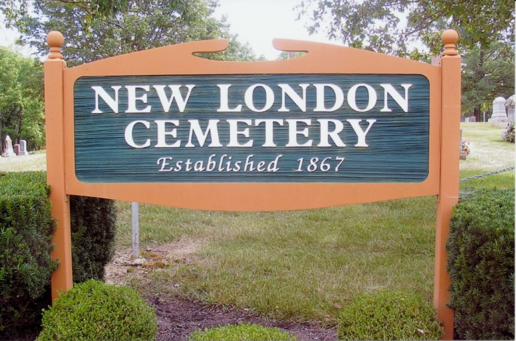 New London Cemetery