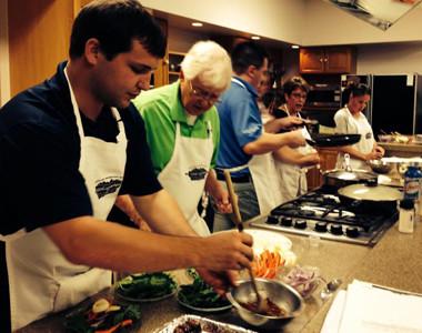 JJ Cooking School