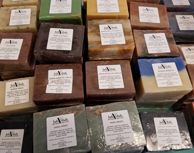 Lahvdah Soap Bars