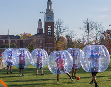 Miami Rec Sports Bubble Soccer