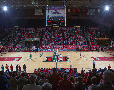 Millett Hall Basketball