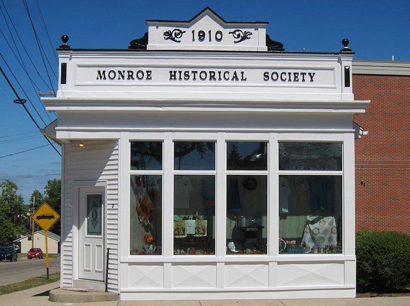 Monroe 1910 Museum