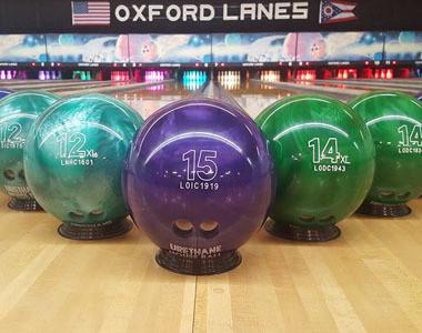 Oxford Lanes Balls