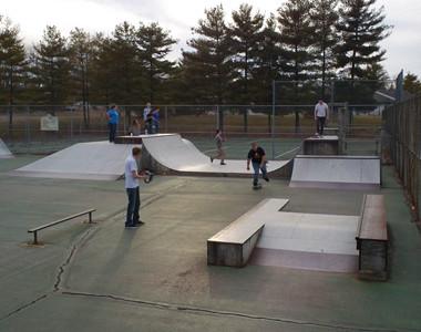 Oxford Skate Park
