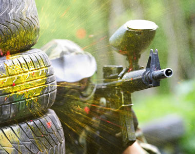 Paintball Country High Def