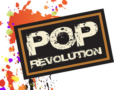 Pop Revolution logo