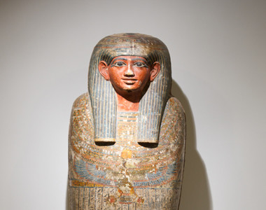 Pyramid Mummy