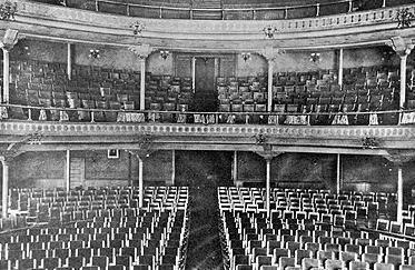 sorg opera house