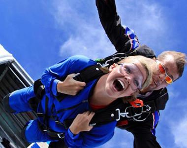 Sky Diving Jump 2