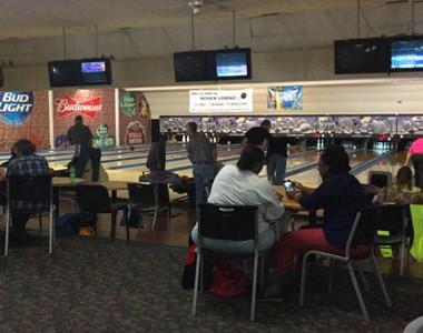 Strikes Bowling Lane