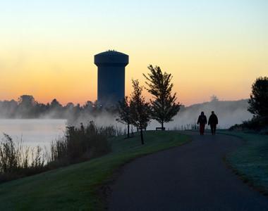 VOA Park Fog