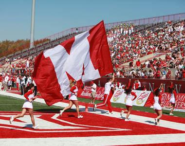 Yager Stadium Flag