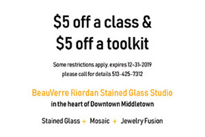 BeauVerre Riordan Stained Glass Studios