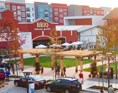 Brio Tuscan Grille Liberty Center Exterior