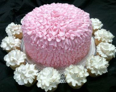 Central Pastry Shop Cake - Middletown Ohio