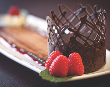 CineBistro Cineful Chocolate Cake