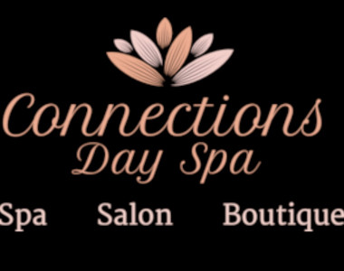 Connections Day Spa logo