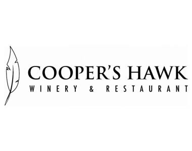 Cooper's Hawk Winery & Restaurant Logo Liberty Center